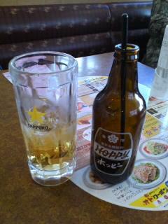 バーミヤンでホッピーを初めて飲んだ