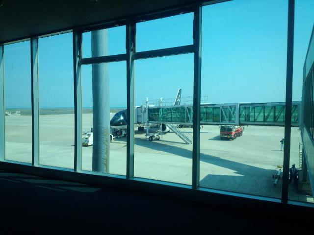 北九州空港からスターフライヤーで羽田へ